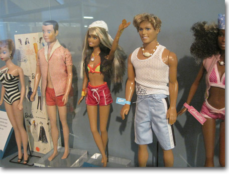 Gay Barbies and Kens