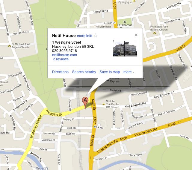 Netil House